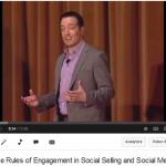 Social selling social media speaker Shane Gibson