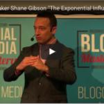 Keynote social selling speaker Shane Gibson